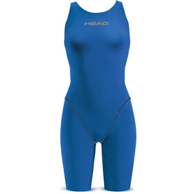 Head Liquidfire Power Open Back Knee Suit Ladies Royal/Royal